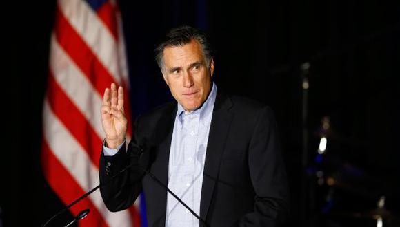 EE.UU.: Mitt Romney descarta candidatura presidencial en 2016