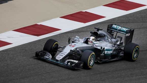 Fórmula 1: Nico Rosberg ganó en Bahréin
