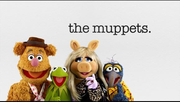 Fozzie, Kermit, Piggy y Gonzo (Foto: ABC)