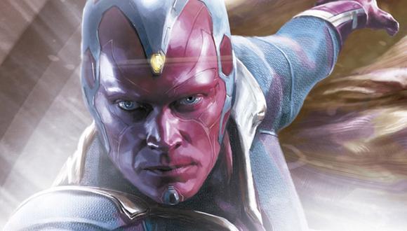 """Vision murió en """"Avengers: Infinity War"""" pero en """"WandaVision"""" lo vimos una vez más con vida. ¿Cuáles han sido las mejores películas de Paul Bettany en toda su carrera? (Foto: Marvel)"""