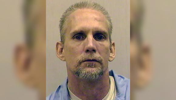 Wesley Purkey fue declarado culpable en 2003 de haber violado y asesinado a una joven de 16 años. (Kansas Department of Corrections/AP).