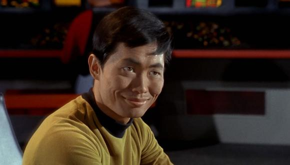 """Star Trek"": George Takei se opone a que Sulu sea gay"