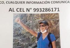 Cusco: PNP busca a ciudadano sueco desaparecido hace una semana en Pisac