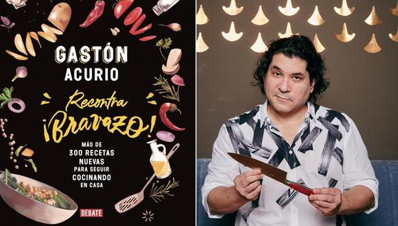 "Gastón Acurio presenta ""Recontra bravazo"" en la FIL Lima."