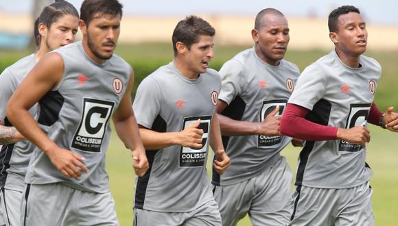 "Aldo Corzo espera ""recuperar la confianza"" en Universitario"