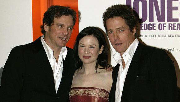 """Hugh Grant no estará en """"El diario de Bridget Jones 3"""""""
