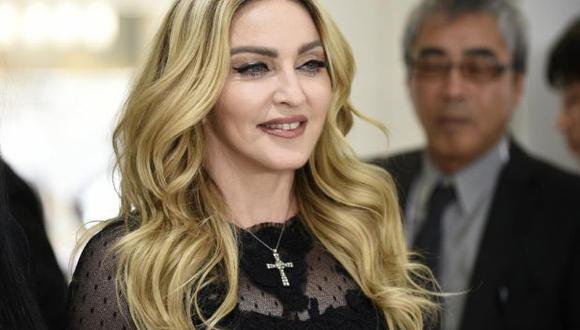 Madonna se siente 'bendecida' junto a sus seis hijos en Acción de Gracias (Foto: EFE)