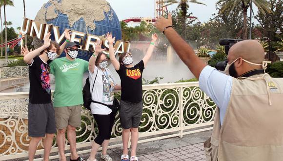 Universal Orlando Resort. (Foto: AFP)