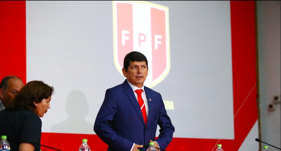 Hay varios integrantes del directorio de Agustín Lozano que viajaron con la selección peruana a Quito. (Foto: Jesús Saucedo / GEC)