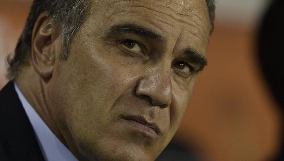 Lasarte tiene una larga trayectoria en el fútbol chileno. (Foto: AFP)