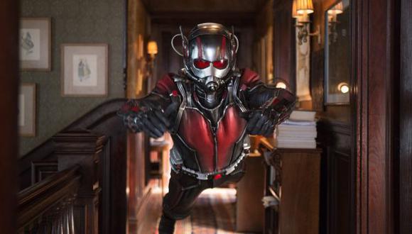 """""""Ant-Man"""": nuestra crítica de la película con Paul Rudd"""