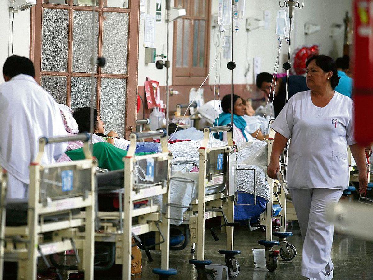 CADE: ¿Cuáles son los retos que afronta el sector salud en el Perú? |  NOTICIAS EL COMERCIO PERÚ