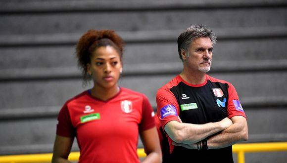 El español Francisco Hervás es el responsable técnico de la selección peruana que busca el boleto olímpico después de 20 años. (Foto: ITEA PHOTO).