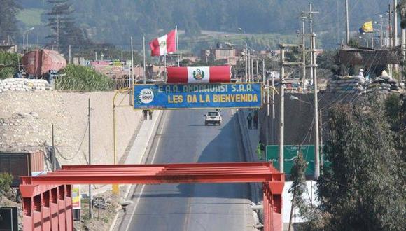 Andahuasi: suspendieron desalojo por falta de garantías