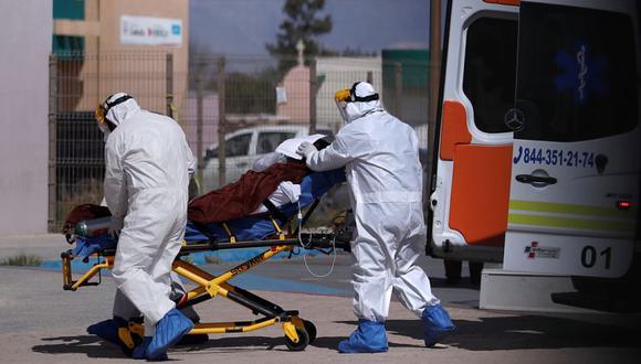 Coronavirus en México   Últimas noticias   Último minuto: reporte de infectados y muertos hoy, viernes 19 de febrero del 2021   Covid-19   (Foto: EFE/Antonio Ojeda).