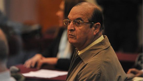 La fiscalía programó una declaración testimonial de Vladimiro Montesinos para el viernes 16 de julio de manera virtual.