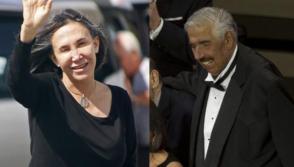 Rubén Aguirre y Florinda Meza intercambian mensajes cordiales