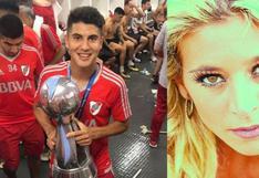 YouTube: Sol Pérez revela salidas con este juvenil de River Plate de Argentina | VIDEO