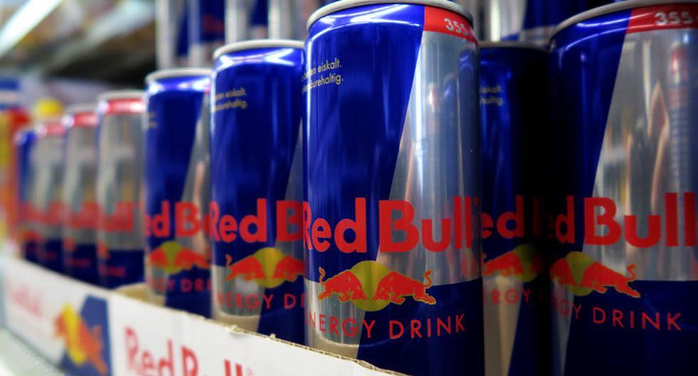 Red Bull Herstellung