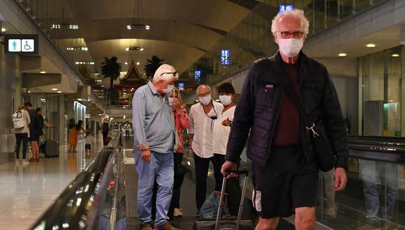 Estados Unidos pidió a sus ciudadanos que se preparen para cambiar su estilo de vida por la inminente propagación del coronavirus. (Foto: AFP)