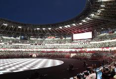 Tokio 2020: Así luce el estadio en la inauguración de los Juegos Olímpicos