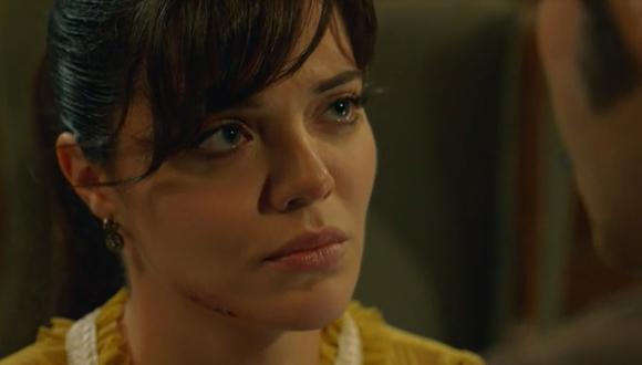Züleyha sufre por amor al ver a Müjgan con Yilmaz (Foto: Avsar Film)
