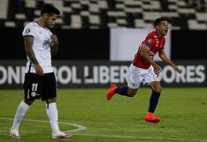 Jorge Wilstermann venció a Colo Colo, clasificó a octavos y ganó el grupo C de la Copa Libertadores