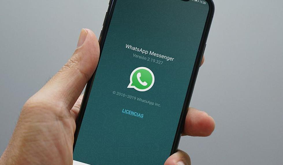 ¿Deseas obtener más espacio en tu celular? Usa este truco de WhatsApp. (Foto: WhatsApp)