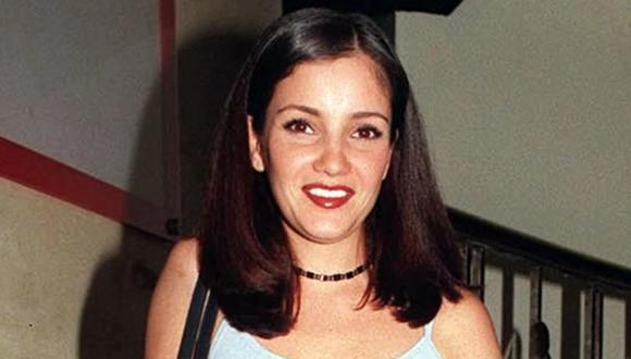 """Karla Álvarez inició su carrera en 1992 en la telenovela """"María Mercedes"""", protagonizada por Thalía (Foto: Televisa)"""