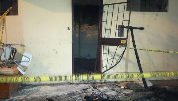Chiclayo: Menor de cuatro meses muere carbonizada en albergue