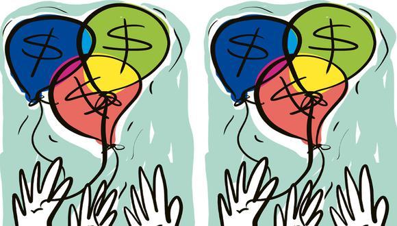 """""""Después de casi tres décadas de haberla vencido, la preocupación por la inflación vuelve y uno se pregunta: ¿será el inicio de un ciclo ascendente o un efecto transitorio?"""". (Ilustración: Giovanni Tazza)"""