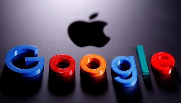 Google y Apple eliminaron la app de Alexei Navalny de sus tiendas de aplicaciones. (Foto: REUTERS)
