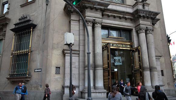La Bolsa de Valores de Lima volvió a cerrar en terreno negativo. (Foto: GEC)