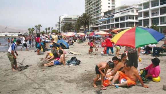 Semana Santa: no podrán acampar o beber licor en playa de Ancón