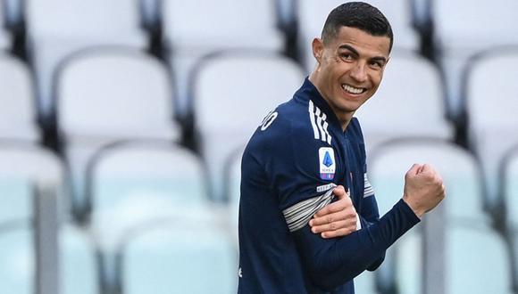 Cristiano Ronaldo se quedará en Juventus, confirmó el director deportivo del club. (Foto: AFP)