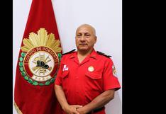 Jefe de la II Comandancia de Bomberos en Lambayeque muere por COVID-19