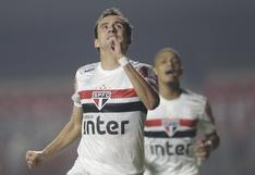 Sao Paulo vapuleó a Binacional por 5-1 en la última jornada de la fase de grupos de la Copa Libertadores