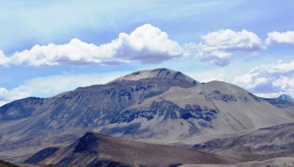 Moquegua: Ingemmet presenta mapas interactivos en 3D del volcán Ticsani
