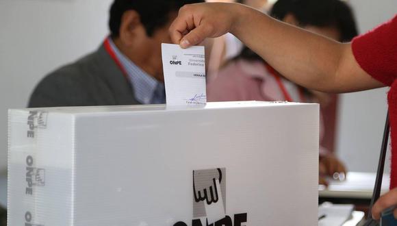 Ciudadanos pueden consultar, a través del portal web del JNE, si tienen alguna multa electoral. (Foto: Andina)