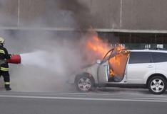 Siete consejos para evitar que tu auto sufra un incendio