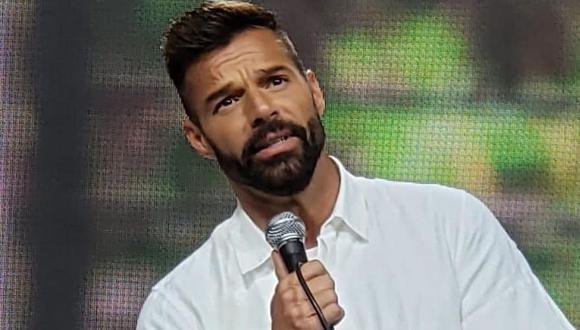 Ricky Martin pospone el resto de su gira en México por coronavirus. (Foto: Instagram)