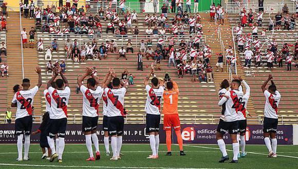 Jugadores de Deportivo Municpal agradecieron gestión del club por cumplimiento en los pagos. (Foto: Deportivo Municipal)