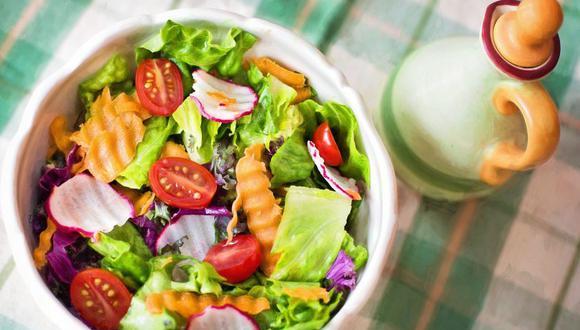 De la alimentación dependerá en gran medida que el ser humano lleve una vida saludable (Foto: freepik)