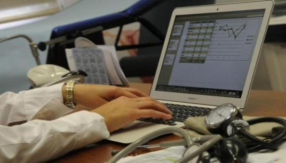 Clínicas: digitalización de los procesos. (Foto: El territorio)