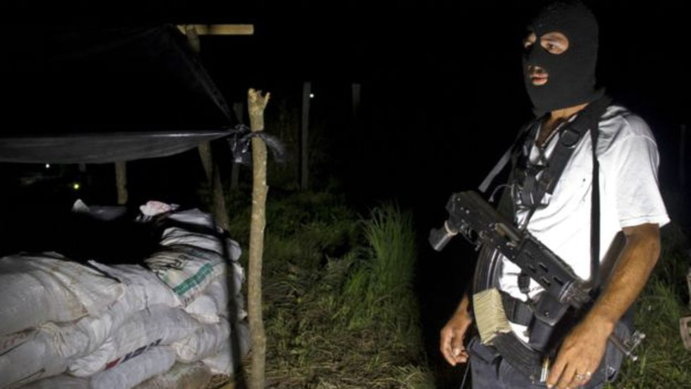 Las autodefensas combatieron a carteles de narcotráfico en Michoacán. (Foto: AFP, via BBC Mundo)