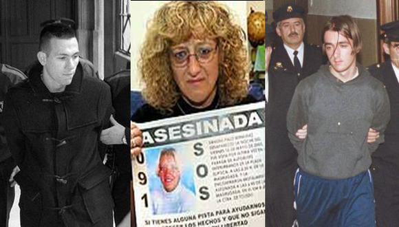 Los últimos cinco casos de adolescentes asesinos en España