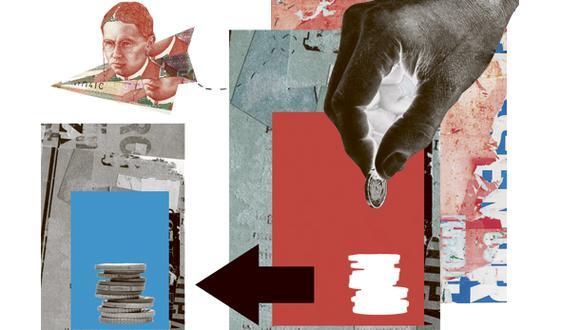 """""""Formalizar nuestra economía implica, entre muchas otras medidas de carácter transversal y multidisciplinario, contar con un Estado eficiente donde la meritocracia sea la norma"""". (Ilustración: Giovanni Tazza)"""