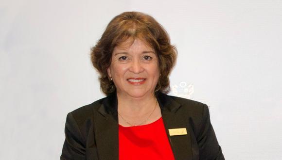 Betty Sotelo retoma el viceministerio que ocupó entre 2018 y 2019. (Foto: MEF)