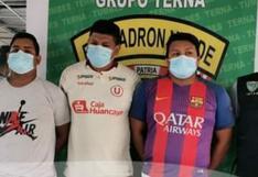 Tumbes: detienen a tres presuntos traficantes de migrantes en Zarumilla   VIDEO