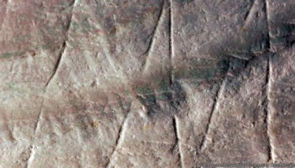 El dibujo más antiguo de la humanidad